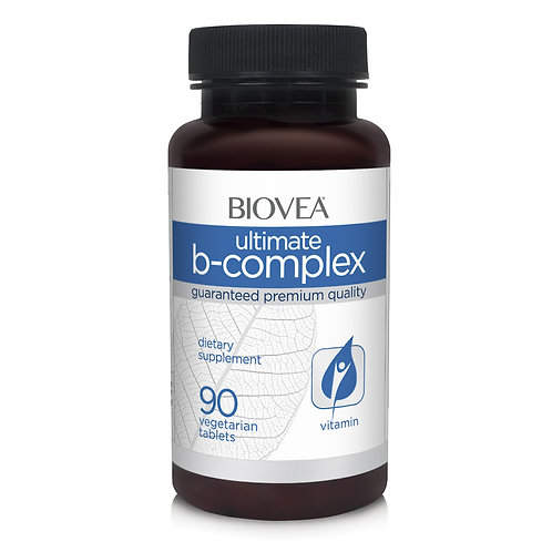 ULTIMATE B COMPLEX 500mg 90 Tablets