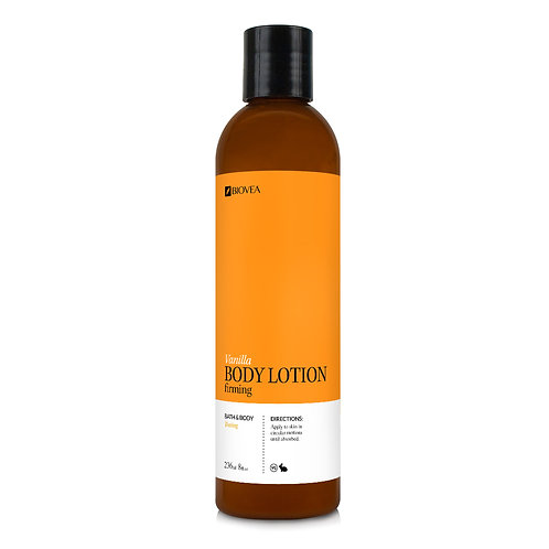 BODY FIRMING MILK LOTION (Vanilla) (8oz) 236.5ml
