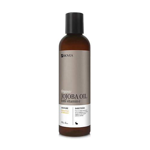 JOJOBA OIL (Organic) (4oz) 118ml