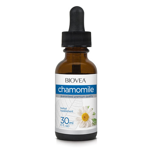 CHAMOMILE LIQUID DROPS (1oz) 30ml