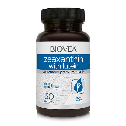 ZEAXANTHIN with LUTEIN 30 Softgels