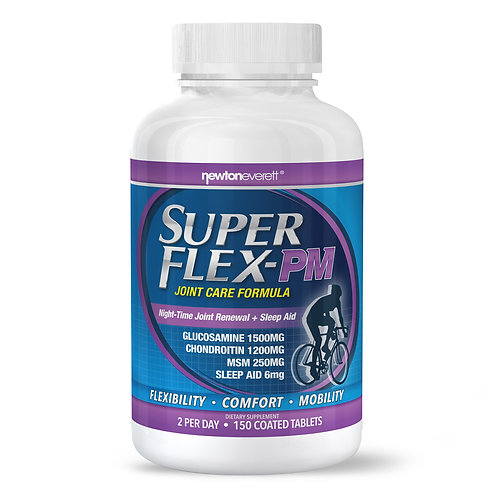 SUPERFLEX-PM NIGHT-TIME JOINT CARE FORMULA 150 Tablets