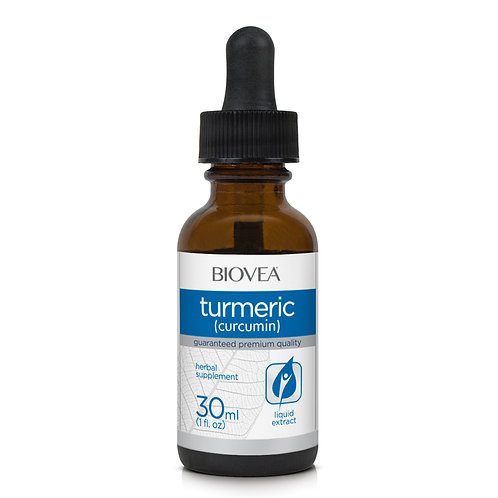 TURMERIC (Curcuma) LIQUID DROPS (1oz) 30ml