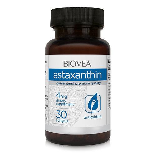 ASTAXANTHIN 4mg 30 Softgels