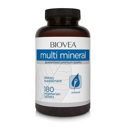 MULTI MINERAL 180 Tablets
