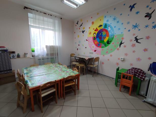 Детский сад Передовиков зал для творчества.jpg