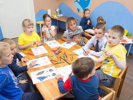 Городской детский лагерь