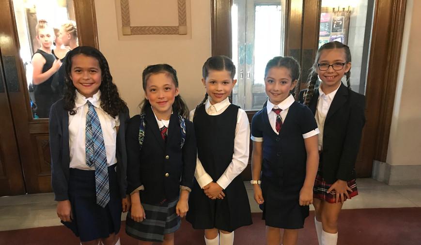 Matilda Ensemble