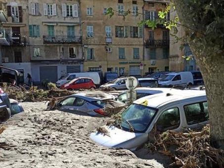 Spectacle de soutien pour les sinistrés de la tempête Alex.