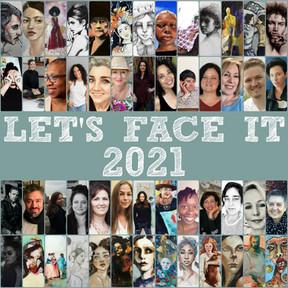 I'm a Guest Teacher in Let's Face It 2021!