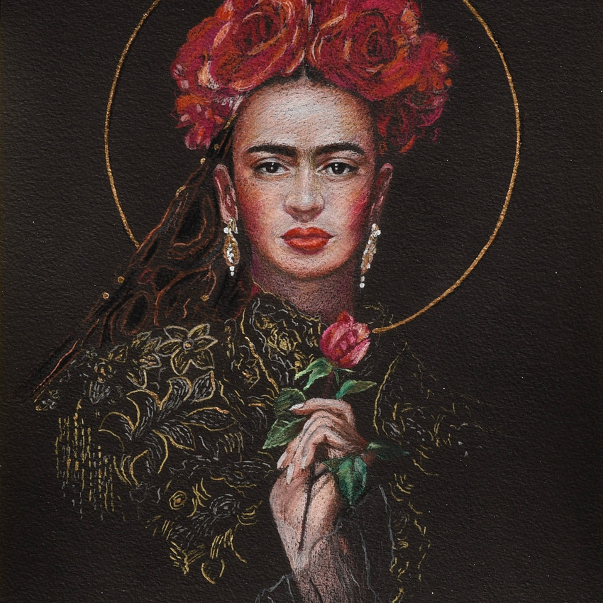 Frida's Rose