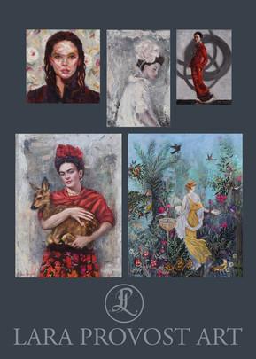 Announcement: 2019 Spring Online Art Event