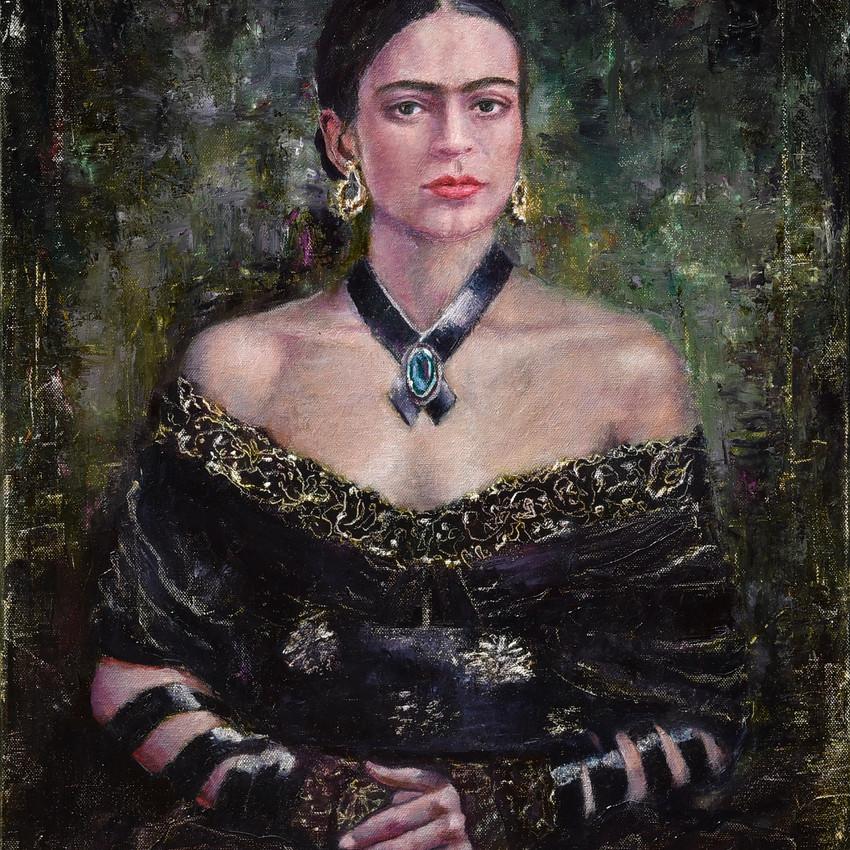 Frida - Beauty and Endurance