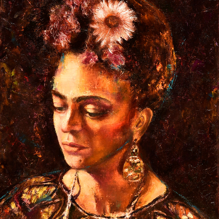 Frida - Strength and Vulnerability