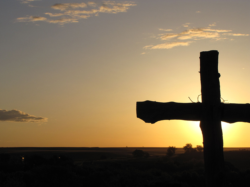 Rugged Cross II