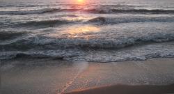 Gulf at Sunset