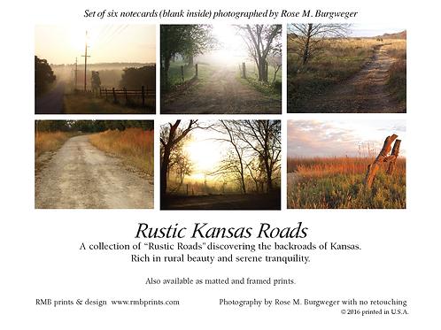 Rustic Kansas Roads
