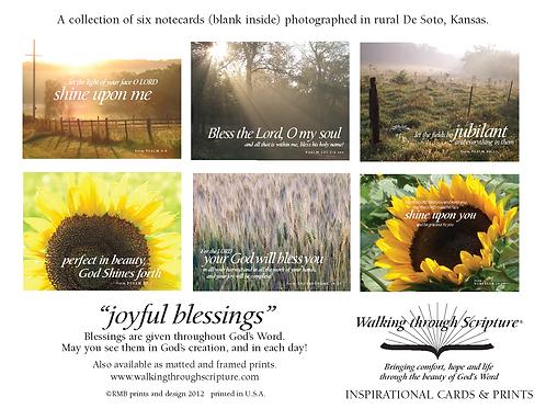Joyful Blessings