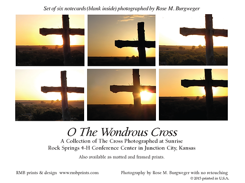 O The Wondrous Cross