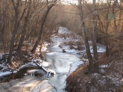 Rustic Cedar Creek
