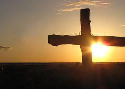 Risen Cross