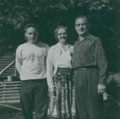 Rev. and Mrs. Russle Hausman
