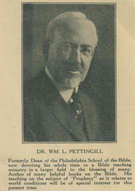 Dr. Pettingill