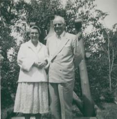 Mr. and Mrs. Harold Street