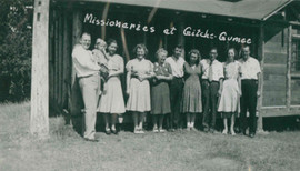 Missionaries at Gitche Gumee