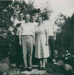 Rev. and Mrs. Harlod Reese