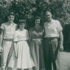 Rev. and Mrs. Mel Stadt