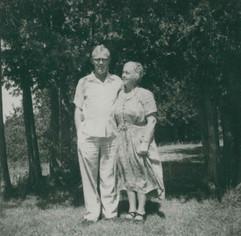 Rev. and Mrs. Henry Devries