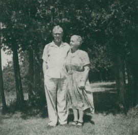 Rev. and Mrs. Henry Devries