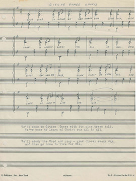 Gitche Gumee Chorus