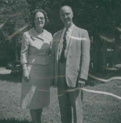 Mr. and Mrs. Crokett