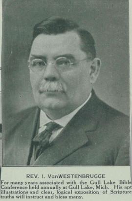 Rev. VanWestenbrugge