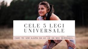 Cele 5 Legi Universale care te vor ajuta sa ai un an nou momorabil