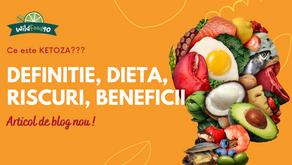 Ketoza - Definiție, Dieta Keto, Beneficii, Riscuri și Capcane
