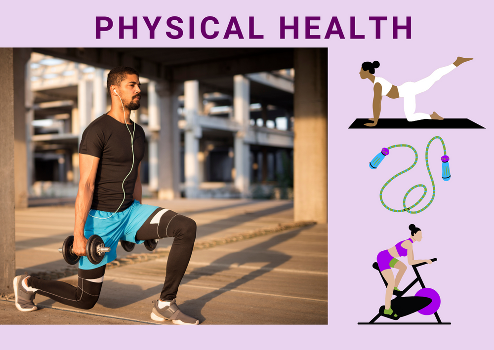 Beneficial information on exercise and physical health