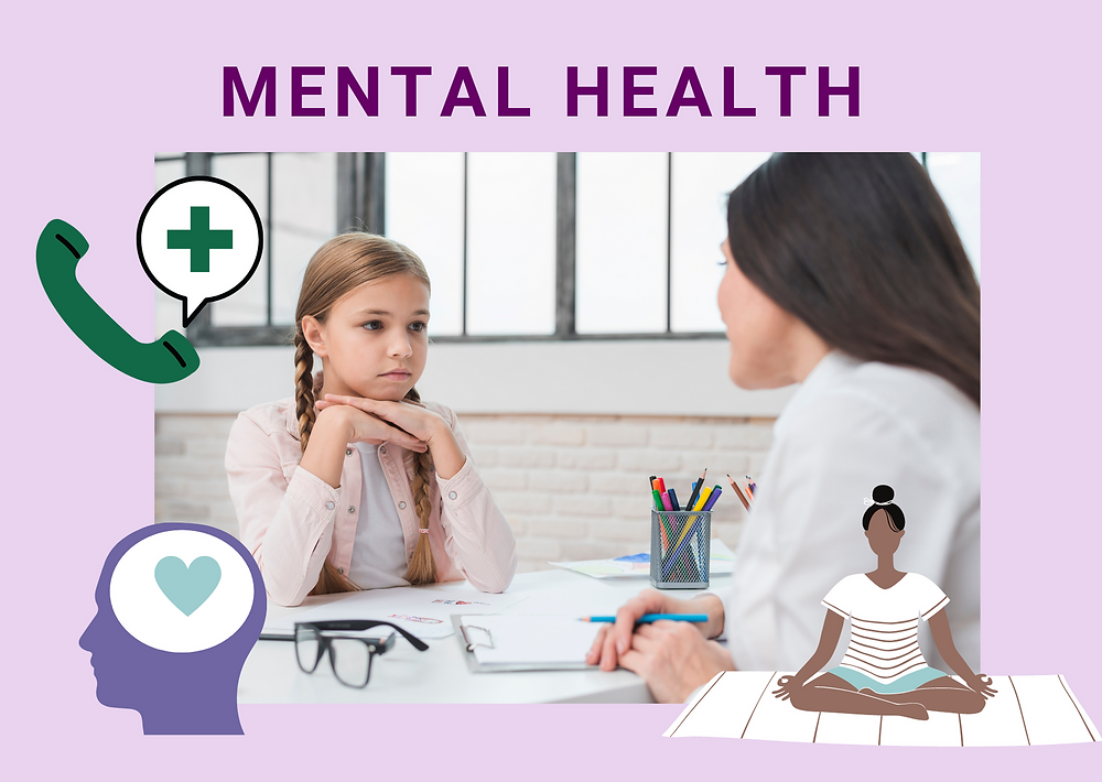 The benefits of mental health and support