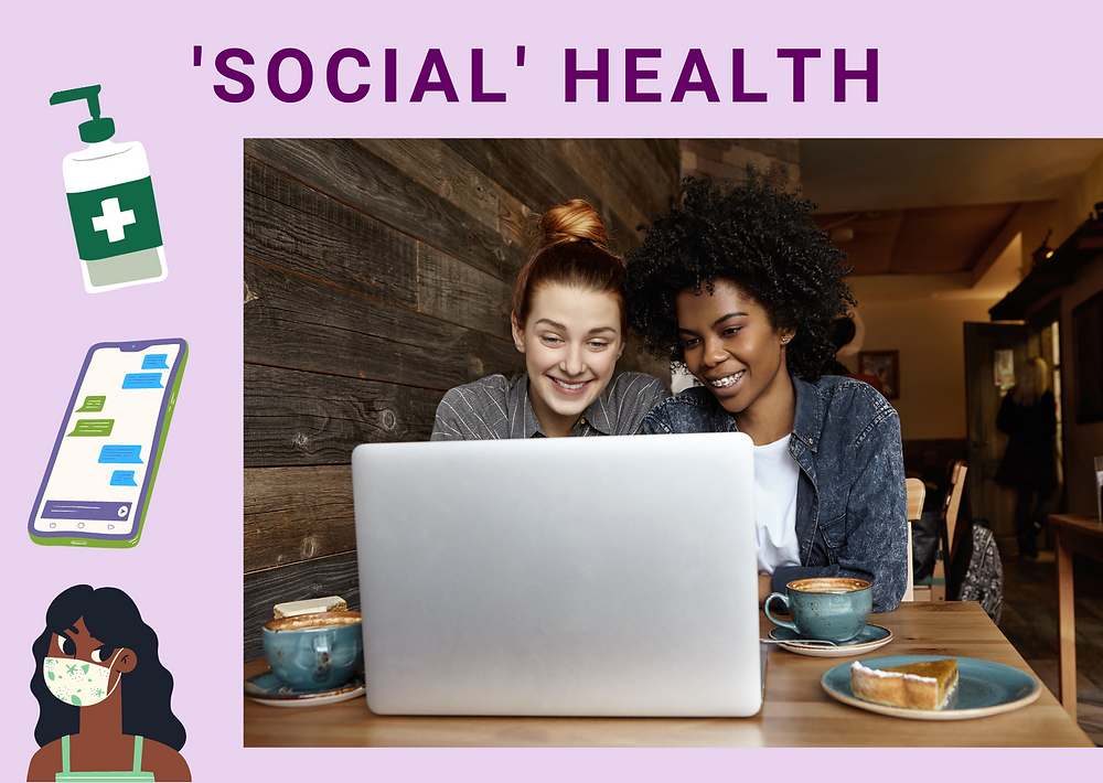 The significance of social health and human connection