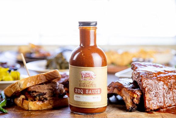House-Made BBQ Sauce