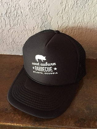 The OG Black Foam Trucker Hat
