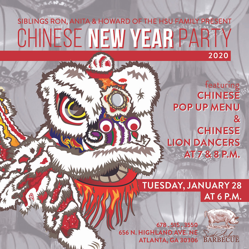 Chinese New Year 2020 Party
