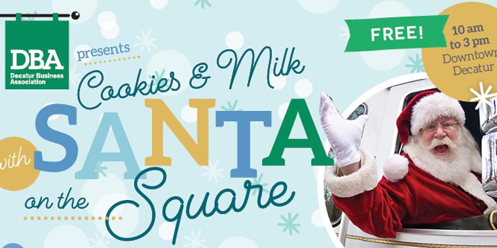 Small Business Saturday & Santa on the Square