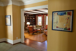 View of Family Room from Foyer