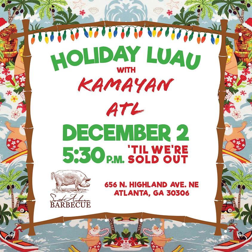 Holiday Luau