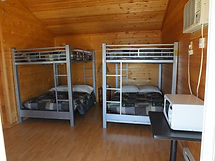 Cabin 2 Bunks Beds