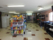 Convenience Store, Clean Atmosphere