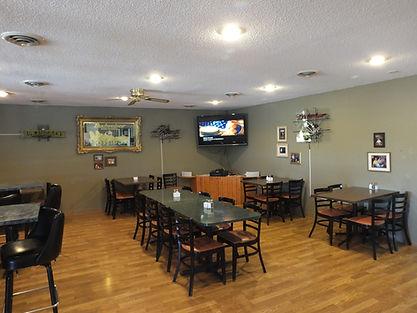 Dock 44 Restaurant Dining Area